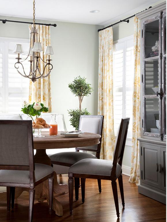 Dizajn: Heather Scott Home & Design
