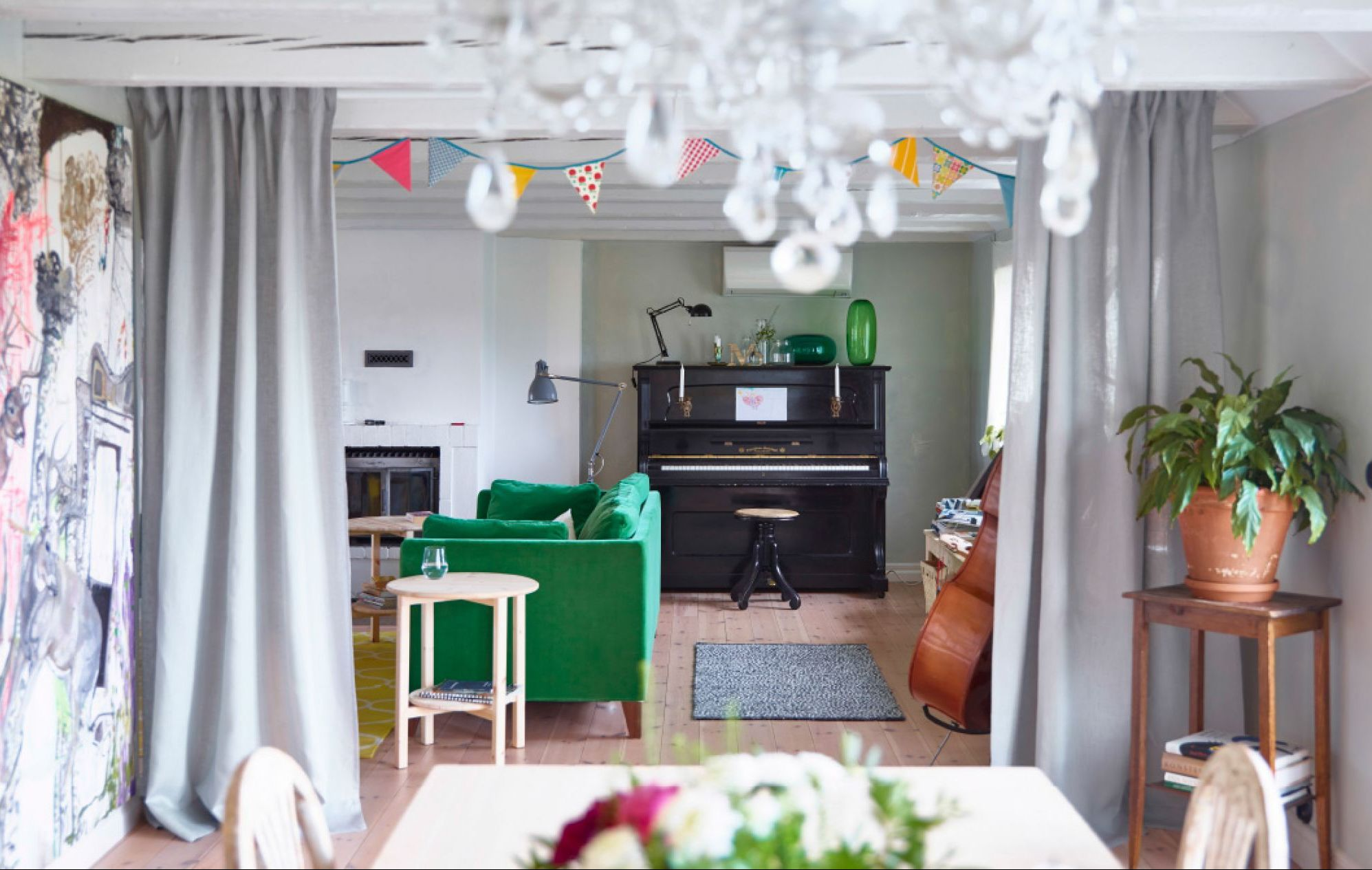 kako odabrati boju za zidove indizajn s mirjanom mikulec. Black Bedroom Furniture Sets. Home Design Ideas